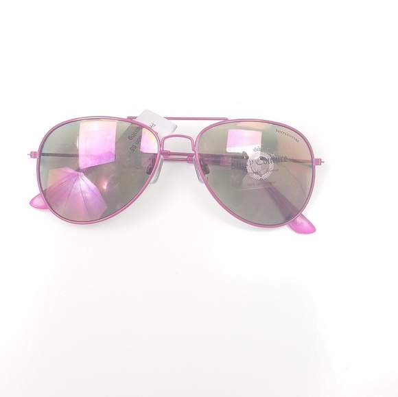 f9f98be562 Juicy couture pink aviator sunglasses New